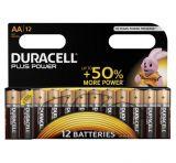 Duracell plus power AA - 12 stuks